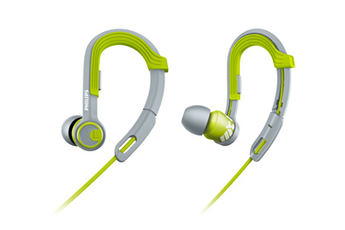 Casque intra-auriculaire SHQ3300 ACTIONFIT GRIS Philips