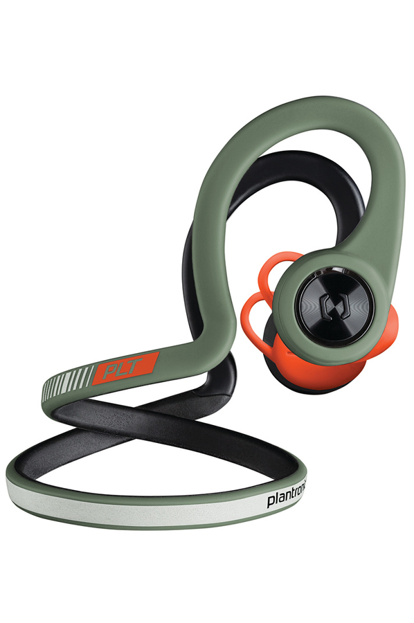 casque intra auriculaire plantronics backbeat fit green 4301110 darty. Black Bedroom Furniture Sets. Home Design Ideas
