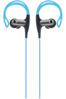 Casque intra-auriculaire ENDURANCE BT BLEU R-music