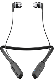 Ecouteurs Skullcandy INK'D WIRELESS NOIR