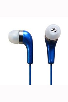Casque intra-auriculaire HP-1302 Bleu Temium