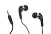 Ecouteurs HP-1302 Noir Temium