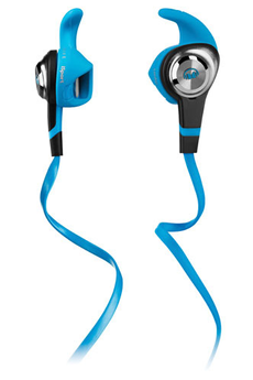Ecouteurs iSport Strive bleu Monster