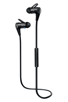 Casque intra-auriculaire SHB5800BK/00 Philips