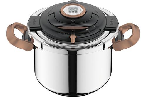 Clipso®+ Precision Autocuiseur Copper 8L Poignées rabattables