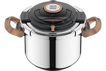 Autocuiseur Seb Clipso®+ Precision Autocuiseur Copper 8L Poignées rabattables