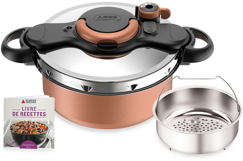 ClipsoMinut'® DUO 5L Cocotte-minute