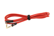 Beats AUDIO CABLE Rouge