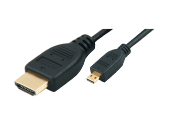 Cable video HDMI/MICRO 1,5M RIP Proline