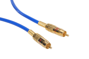 Cable audio COAX 107015 Oehlbach