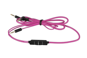 Cable audio CLEAR TALK PINK Sol Republic