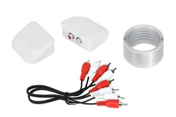 Cable audio 2RCA WIRESLIM 496001 Wireslim