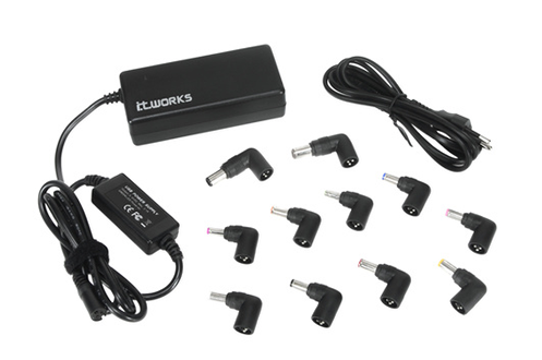 Alimentation Pc It Works Chargeur Universel 65w Usb Chargeuruniversel65wusb 1327143