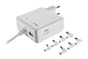 Trust Chargeur 70W avec Plugin pour ordinateur portable