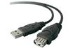 Câble USB Rallonge USB Mâle A / Femelle A 1,8M Belkin