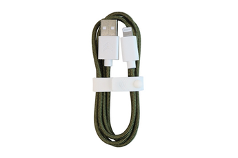 Câble USB Citroen AMI cable USB A vers Lightning Marron