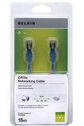 Connectique informatique Belkin RJ45 Droit Mâle/Mâle 15M