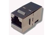 Connectique informatique Plug It ADAPTATEUR RJ45 femelle/femelle