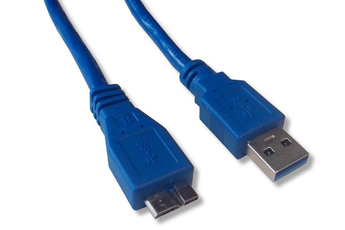 Connectique informatique CABLE USB 3.0 MALE VERS MICRO MICRO USB 3.0 Plug It