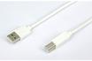 Temium Câble imprimante USB A vers USB B - 1,8m photo 1