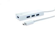 Hub USB Mobility Lab Hub USB-C + 4 ports USB 3.0