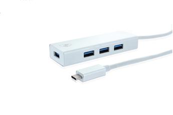 Hub USB Hub USB-C + 4 ports USB 3.0 Mobility Lab