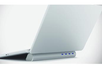 Hub USB STAND + HUB 4 PORTS USB 3.0 Mobility Lab