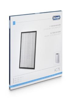 Accessoire climatiseur / ventilateur FILTRE 2 EN 1 AC75 Delonghi