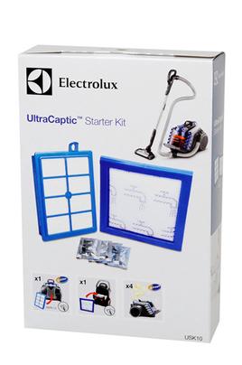 filtre pour aspirateur electrolux kit ultracaptic usk10 1381474. Black Bedroom Furniture Sets. Home Design Ideas