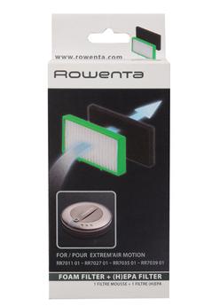 Filtre pour aspirateur FILTRE HEPA EAM Rowenta