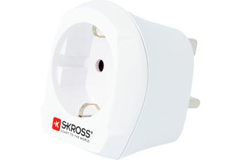 Alimentation électrique ADAPTATEUR SECTEUR EUROPE/UK Skross