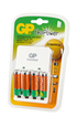 Gp CHARGEUR EKOPOWER + 4 PILES AA photo 2