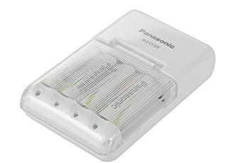 Chargeur de piles EVOLTA 2H 4xAA Panasonic