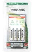 Chargeur de piles Panasonic EVOLTA 10H + 4 PILES AA + 2 PILES AAA