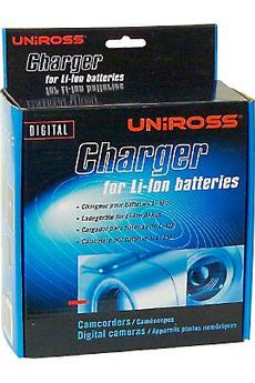 Chargeur de piles CHARGEUR LI-ION Uniross
