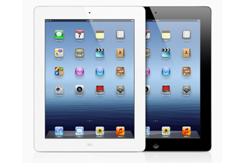 iPad IPAD RETINA WIFI+CELLULAR 16 GO NOIR Apple