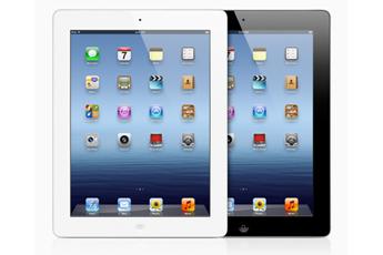 iPad IPAD RETINA WIFI+CELLULAR 32 GO BLANC Apple