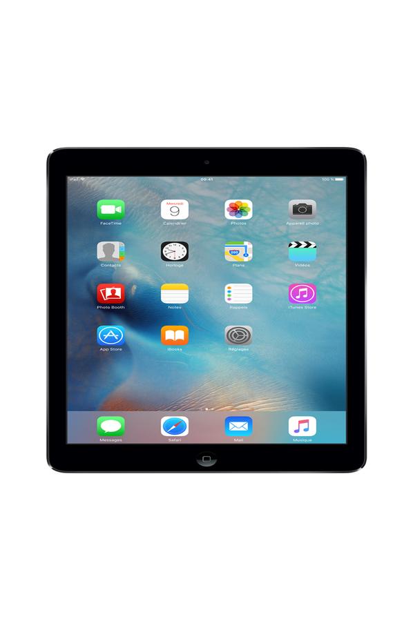 ipad apple ipad air retina wi fi 32 go md786nf b 4061810 darty. Black Bedroom Furniture Sets. Home Design Ideas