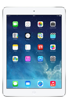 iPad APPLE IPAD AIR RETINA WIFI 32 GO ARGENT MD789NF/B Apple