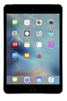 iPad IPAD MINI 4 128 GO WIFI GRIS SIDERAL Apple