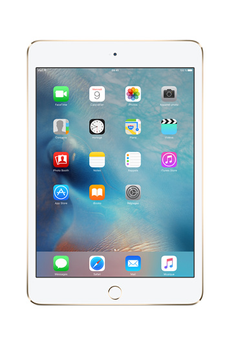 iPad IPAD MINI 4 128 GO WIFI OR Apple