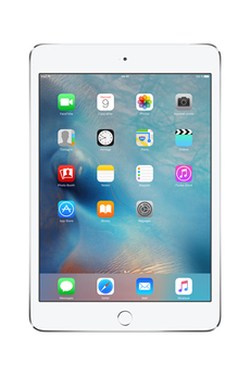 iPad IPAD MINI 4 128 GO WIFI + CELLULAR ARGENT Apple