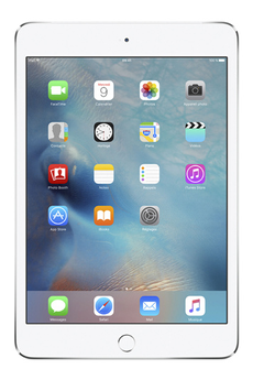 iPad IPAD MINI 4 16 GO WIFI + CELLULAR ARGENT Apple