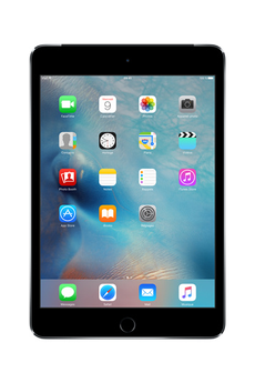 iPad IPAD MINI 4 16 GO WIFI + CELLULAR GRIS SIDERAL Apple