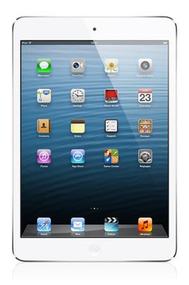 Apple IPAD MINI 16GO BLANC