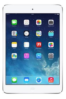 iPad IPAD MINI RETINA WIFI CELLULAR 128 GO ARGENT Apple
