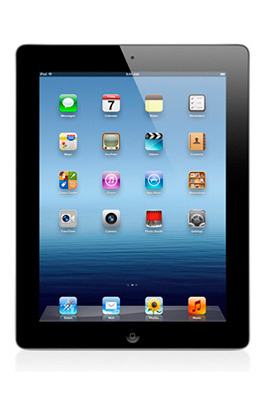 Apple IPAD RETINA WIFI 16GO NOIR