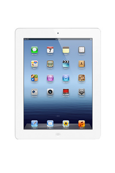 iPad IPAD RETINA WIFI 4G 32GO BLANC Apple