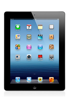 iPad IPAD RETINA WIFI 4G 32GO NOIR Apple