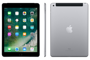 iPad IPAD WIFI + CELLULAR 128 GO GRIS SIDERAL Apple